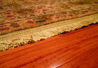 Keep your valuable oriental rug clean and ensure its longevity