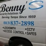 Benny's SecuritySolutions
