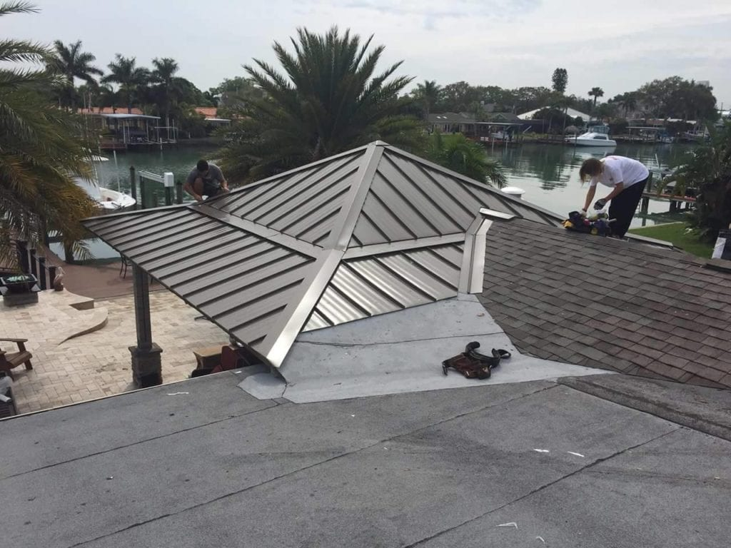 The technical side of florida energy efficient roofing for Energy efficient roofing material