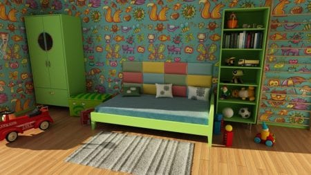 Cleaning Kids' Rooms in 6 Easy Steps