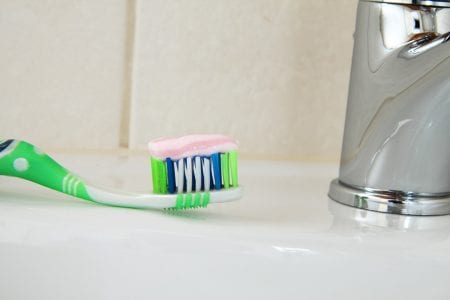 14 Clever Ways To Use Toothpaste Around The House