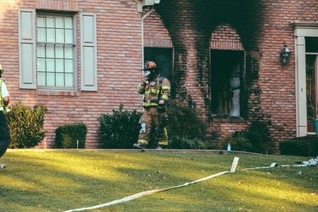 The Guide to Cleaning Up After a House Fire
