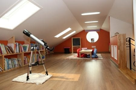Awesome Attic Room Ideas and Designs