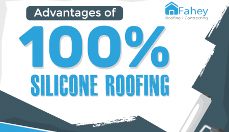 Advantages of 100% Silicone Roofing (Infographic)