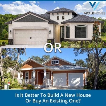 Is It Better to Build a New House or Buy an Existing One?