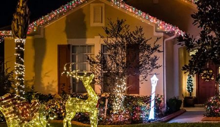 How To Hang Your Holiday Lights Without Causing Damage To Your Roof