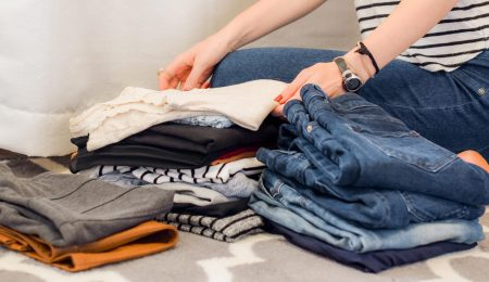 How to Quickly and Easily Clean in a Closet