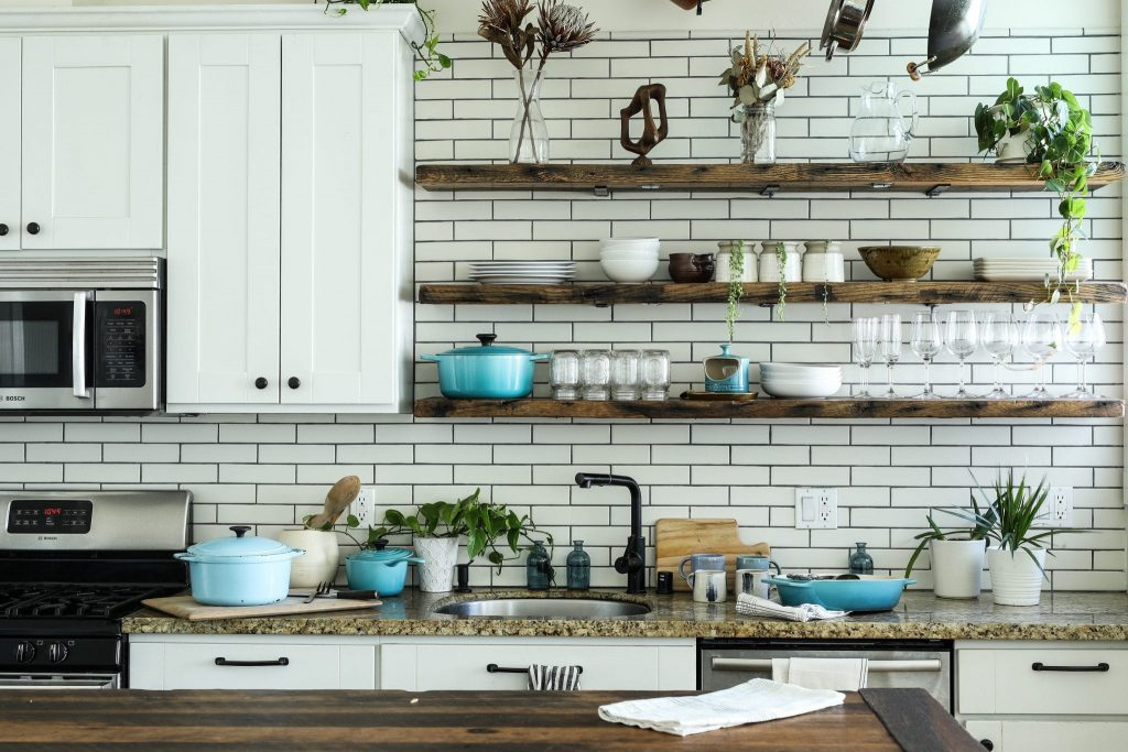 Affordable Furniture and Equipment for Kitchen Remodeling