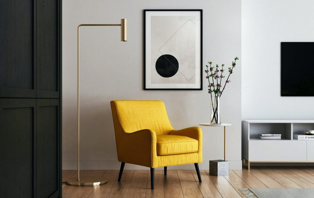 Easy Ways to Making Your Small Apartment Look Bigger