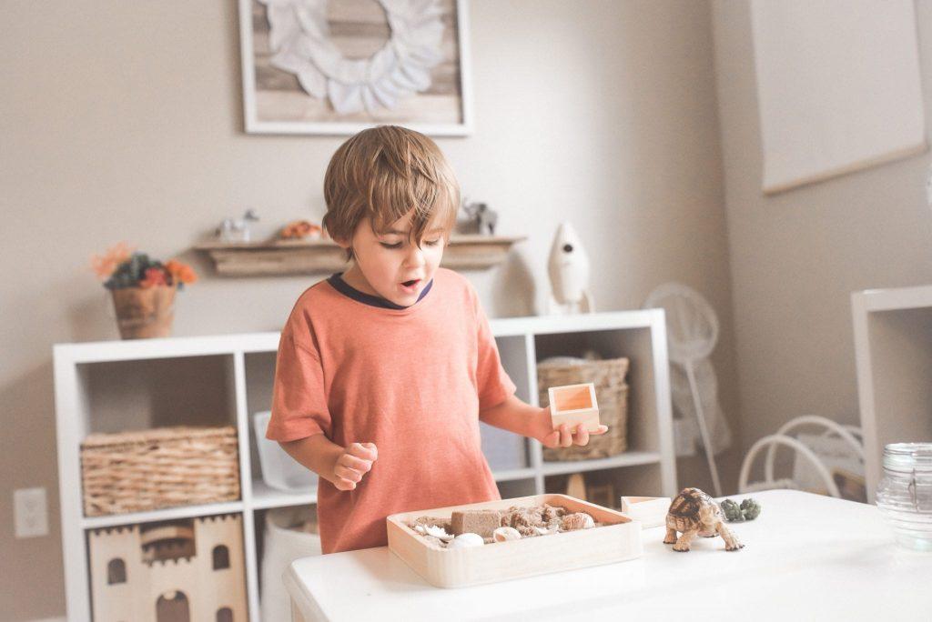 How to Arrange the Children's Room